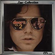 The Doors Star-Collection Volume 2 Germany vinyl LP