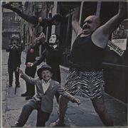 Click here for more info about 'The Doors - Strange Days - Butterfly Label'