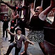 Click here for more info about 'The Doors - Strange Days - Red Label'