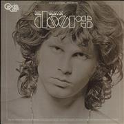 The Doors The Best Of The Doors - Quad USA vinyl LP