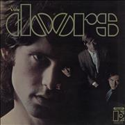 Click here for more info about 'The Doors - The Doors - Red & White Label + Laminated Sleeve'