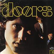 The Doors The Doors - Red Label Germany vinyl LP