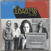 Click here for more info about 'The Doors - The Singles + Blu-Ray - Sealed'