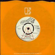 "The Doors Tightrope Ride - 'A' Label UK 7"" vinyl Promo"