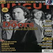 Click here for more info about 'The Doors - Uncut - September 2011'