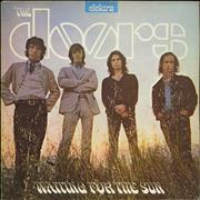 Click here for more info about 'Waiting For The Sun - 1st - VG'