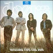 Click here for more info about 'The Doors - Waiting For The Sun - Grey Label'