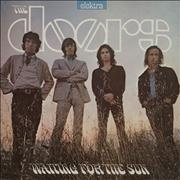 Click here for more info about 'The Doors - Waiting For The Sun - Orange - VG'