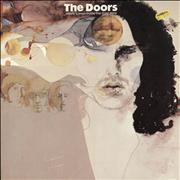 Click here for more info about 'The Doors - Weird Scenes Inside The Gold Mine - red label'