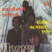 "The Doors Wishful Sinful Italy 7"" vinyl"