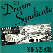 Click here for more info about 'The Dream Syndicate - 50 In A 25 Zone EP'