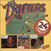 Click here for more info about 'The Drifters - 24 Original Hits + insert'