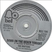 Click here for more info about 'The Drifters - Down On The Beach Tonight'