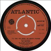 Click here for more info about 'The Drifters - I'll Take You Where The Music's Playing - Label variant'