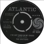 Click here for more info about 'The Drifters - I've Got Sand In My Shoes'