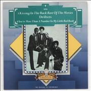 Click here for more info about 'The Drifters - Kissin' In The Back Row Of The Movies'