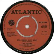 Click here for more info about 'The Drifters - Still Burning In My Heart'