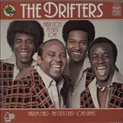 Click here for more info about 'The Drifters - There Goes My First Love'