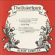 Click here for more info about 'The Duke Spirit - Cuts Across The Land - Album Sampler'