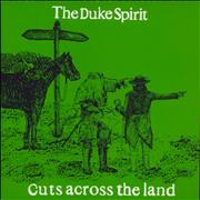 Click here for more info about 'The Duke Spirit - Cuts Across The Land - Green Vinyl'