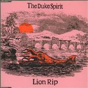 Click here for more info about 'The Duke Spirit - Lion Rip'