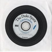 The Duke Spirit Live In London USA CD single Promo