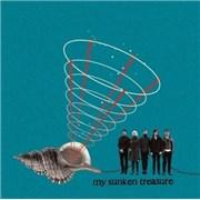 The Duke Spirit My Sunken Treasure UK CD single