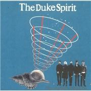 """The Duke Spirit My Sunken Treasure UK 7"""" vinyl"""