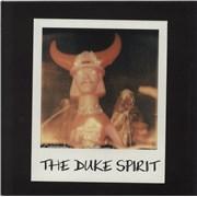 "The Duke Spirit On Track... with SEAT UK 12"" vinyl"