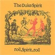 The Duke Spirit Roll Spirit Roll UK CD album