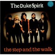 """The Duke Spirit The Step & The Walk UK 7"""" vinyl"""