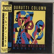 Click here for more info about 'The Durutti Column - Lips That Would Kiss Madeleine'