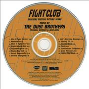 Click here for more info about 'The Dust Brothers - Fight Club'