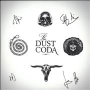 Click here for more info about 'The Dust Coda - Autographed'