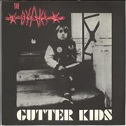 Click here for more info about 'The Dyaks - Gutter Kids + Sleeve'
