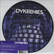 Click here for more info about 'The Dykeenies - Clean Up Your Eyes'