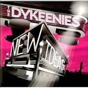 Click here for more info about 'The Dykeenies - New Ideas'