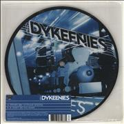 Click here for more info about 'The Dykeenies - Stitches'
