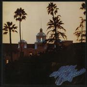 Click here for more info about 'Eagles - Hotel California + Poster - EX'