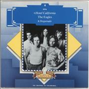 Click here for more info about 'The Eagles - Hotel California - P/s'