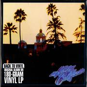 Click here for more info about 'Eagles - Hotel California - 180gm Vinyl - Sealed'