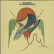 Click here for more info about 'Eagles - On The Border - EX'