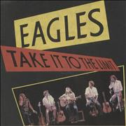 Click here for more info about 'The Eagles - Take It To The Limit'