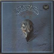 Click here for more info about 'The Eagles (US) - Their Greatest Hits 1971-1975 - Green - EX'