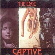 Click here for more info about 'The Edge (U2) - Captive'