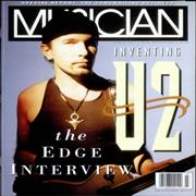 Click here for more info about 'The Edge (U2) - Musician - MArch 1992'