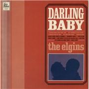 The Elgins Darling Baby - WOS UK vinyl LP
