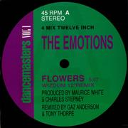 Click here for more info about 'The Emotions (Soul) - Flowers'