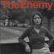 Click here for more info about 'The Enemy - Had Enough - Silver Vinyl'