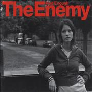 Click here for more info about 'The Enemy - Had Enough'